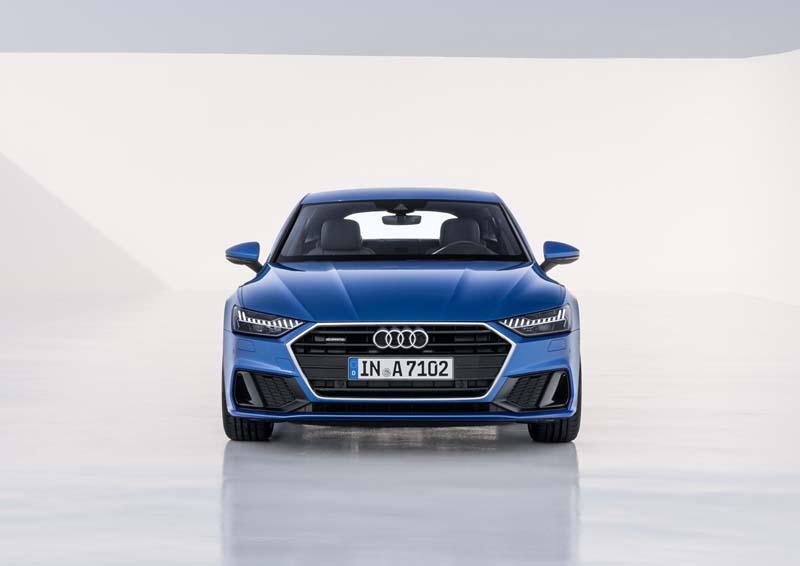 Foto Exteriores (1) Audi A7-sportback Dos Volumenes 2018