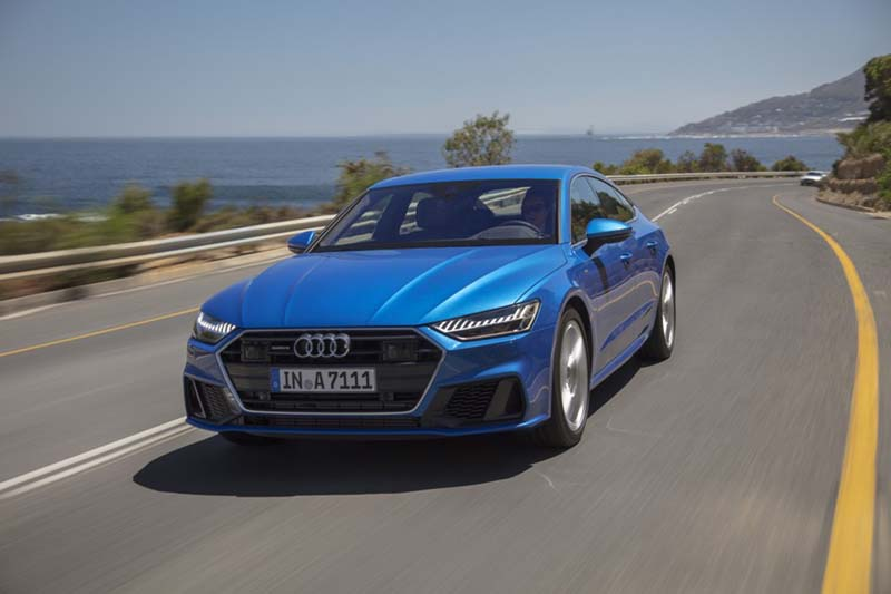 Foto Exteriores (20) Audi A7-sportback Dos Volumenes 2018