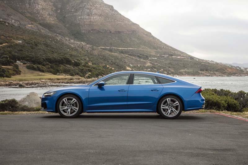 Foto Exteriores Audi A7 Sportback Dos Volumenes 2018