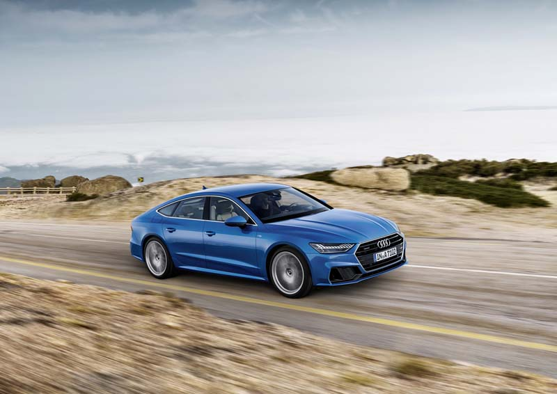 Foto Exteriores (5) Audi A7-sportback Dos Volumenes 2018
