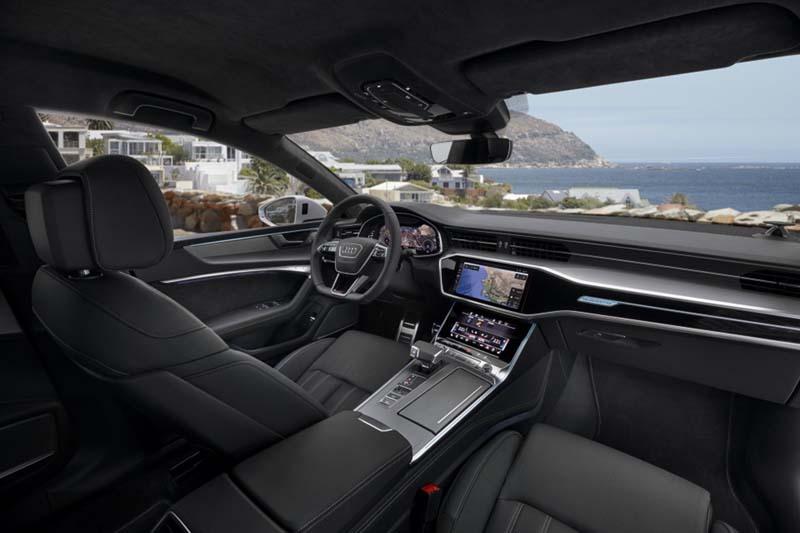 Foto Interiores Audi A7 Sportback Dos Volumenes 2018