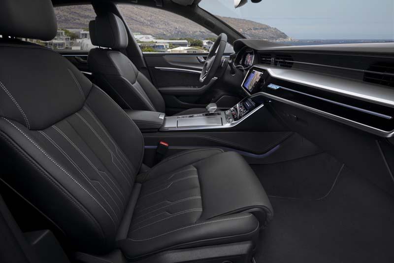 Foto Interiores (5) Audi A7-sportback Dos Volumenes 2018