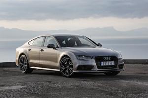 Foto Delantera Audi A7-sportback-ultra Dos Volumenes 2015