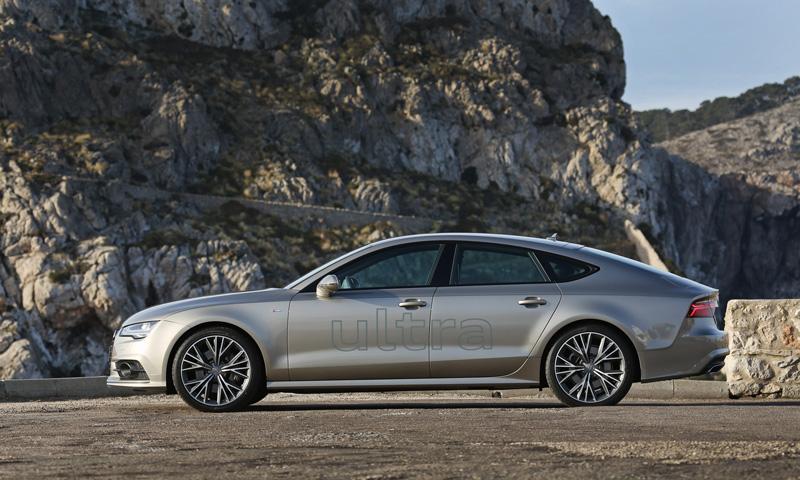 Foto Exteriores Audi A7 Sportback Ultra Dos Volumenes 2015