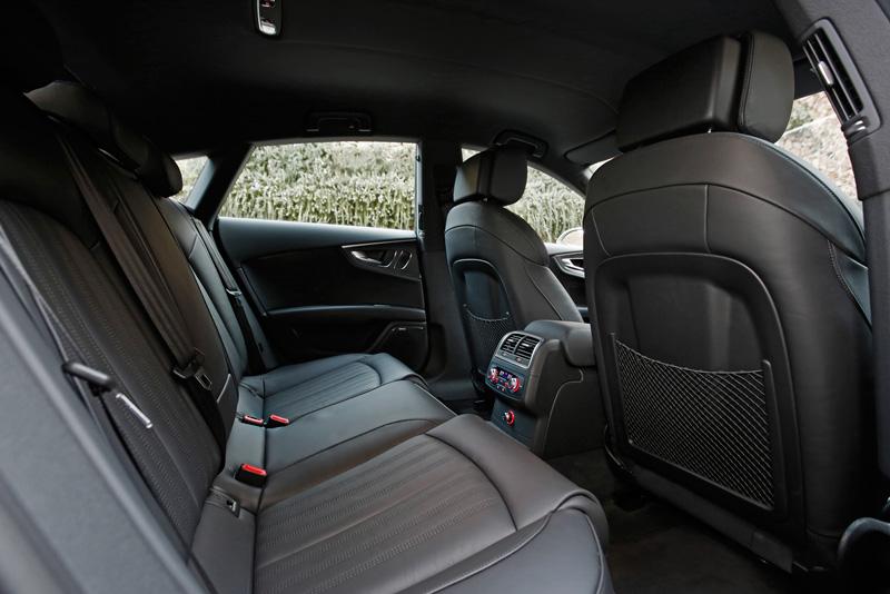 Foto Interiores Audi A7 Sportback Ultra Dos Volumenes 2015