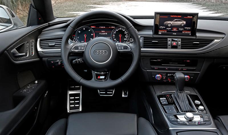 Foto Salpicadero Audi A7 Sportback Ultra Dos Volumenes 2015