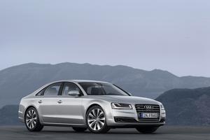 Foto Exteriores (4) Audi A8 Berlina 2013