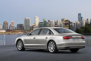 Foto Exteriores (6) Audi A8 Berlina 2013