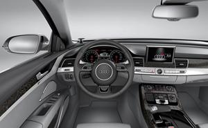 Foto Interiores (1) Audi A8 Berlina 2013