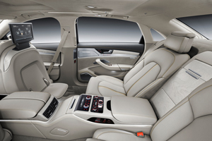 Foto Interiores (2) Audi A8 Berlina 2013