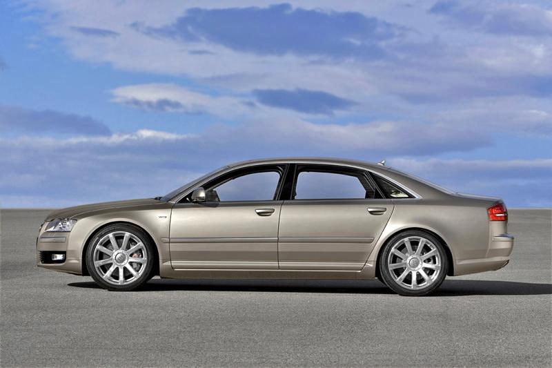 Foto Perfil Audi A8 Sedan 2006