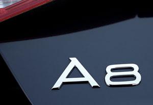 Foto Detalles Audi A8-hibrido 2012