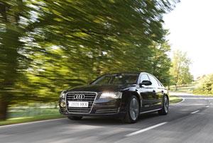 Foto Exteriores (4) Audi A8-hibrido 2012