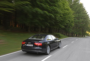 Foto Exteriores (5) Audi A8-hibrido 2012