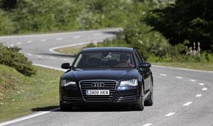 Foto Exteriores (8) Audi A8-hibrido 2012