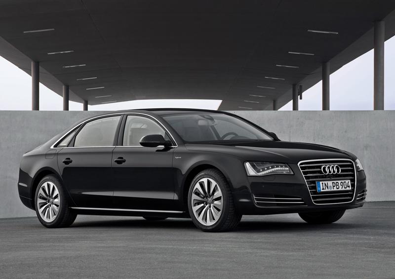 Audi A8 L Hybrid 2012