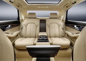 Foto Interiores Audi A8-l-extended Sedan 2016