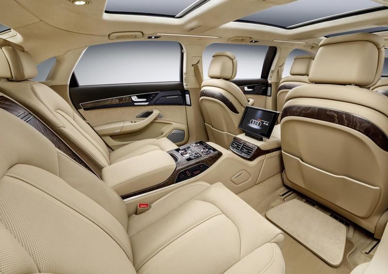 Foto Interiores 1 Audi A8-l-extended Sedan 2016