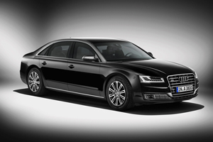 Foto Lateral Audi A8-l-security Berlina 2014