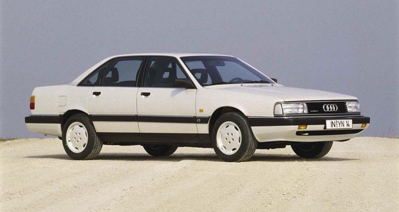 Audi 200 quattro de 1985