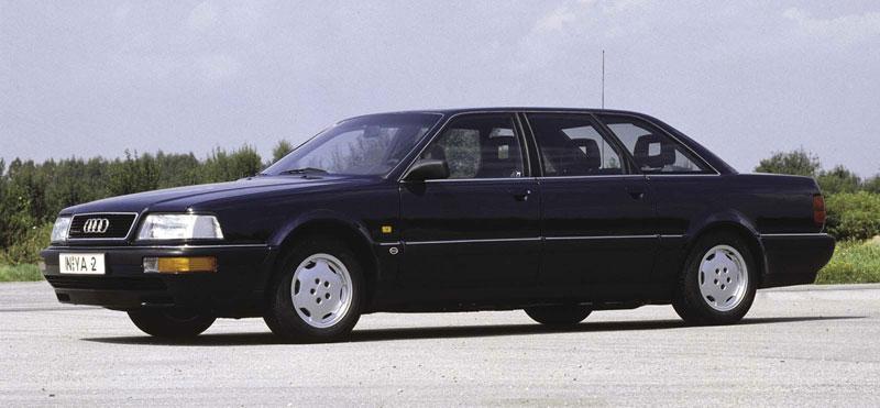 Audi V8L de 1988