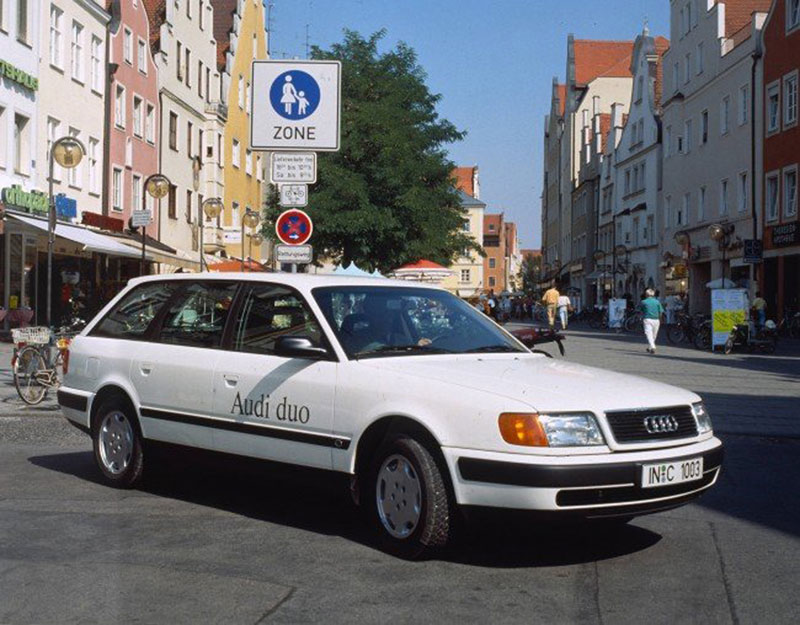 Audi Duo segunda generación