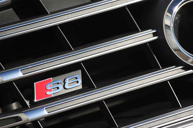 Foto Detalles Audi Gama S 2012