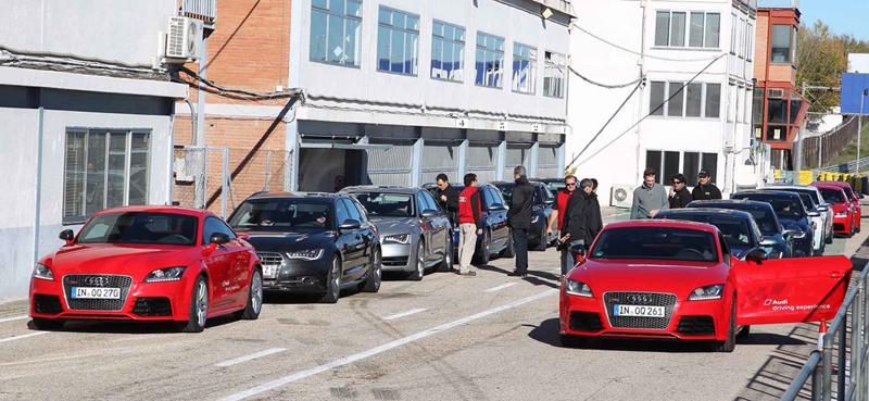 Foto Exteriores Audi Gama S 2012