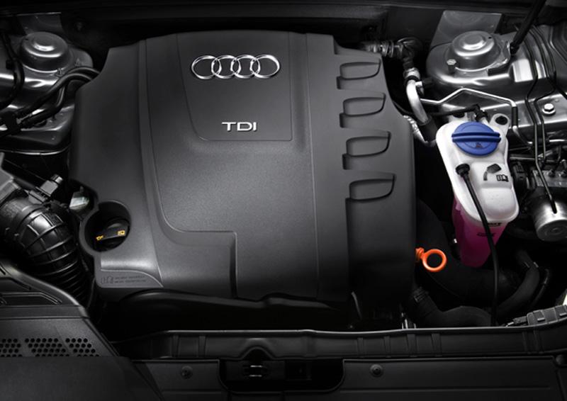 Foto 2000 tdi Audi Motores Diesel