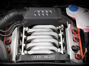 Motor diesel de Audi