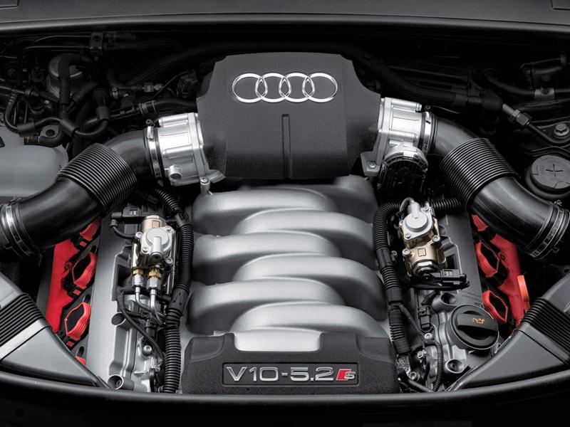 motor de Audi