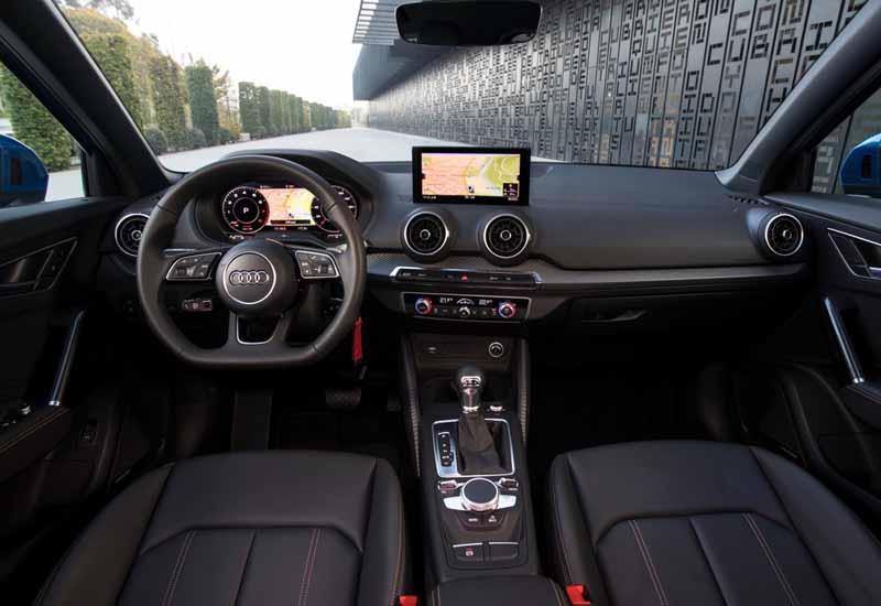Salpicadero Audi Q2