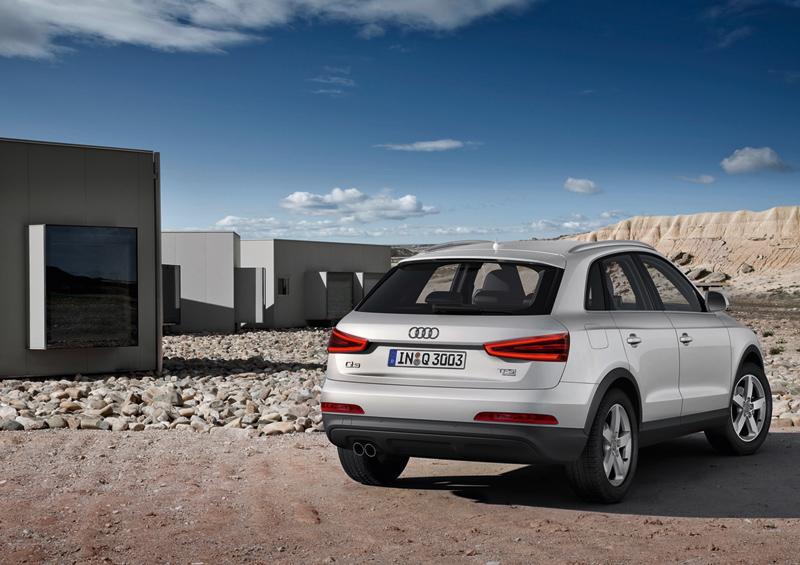 Foto Exteriores Audi Q3 Suv Todocamino 2011