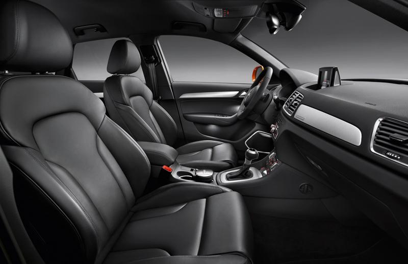 Foto Salpicadero Audi Q3 Suv Todocamino 2011