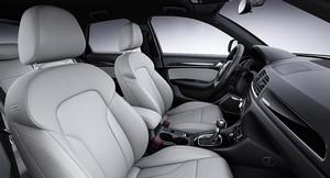 Foto Interiores Audi Q3 Suv Todocamino 2017