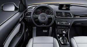 Foto Salpicadero Audi Q3 Suv Todocamino 2017