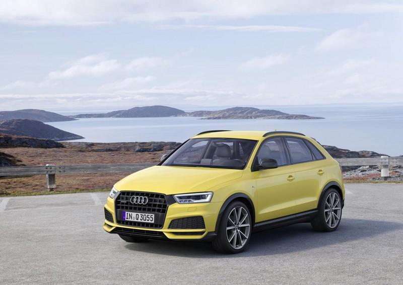 Foto Exteriores Audi Q3 Suv Todocamino 2017