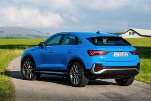 Foto Exteriores (1) Audi Q3-sportback Suv Todocamino 2019