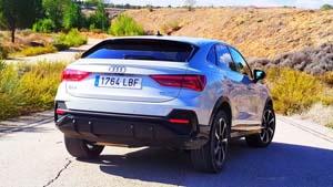 Foto Exteriores (10) Audi Q3-sportback Suv Todocamino 2019