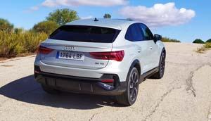 Foto Exteriores (11) Audi Q3-sportback Suv Todocamino 2019