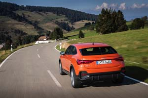 Foto Exteriores (17) Audi Q3-sportback Suv Todocamino 2019