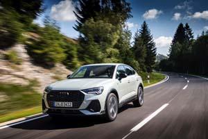 Foto Exteriores (20) Audi Q3-sportback Suv Todocamino 2019
