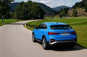 Foto Exteriores (26) Audi Q3-sportback Suv Todocamino 2019