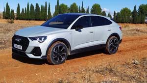 Foto Exteriores (5) Audi Q3-sportback Suv Todocamino 2019