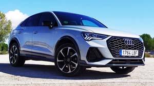 Foto Exteriores (8) Audi Q3-sportback Suv Todocamino 2019