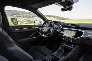 Foto Interiores (3) Audi Q3-sportback Suv Todocamino 2019