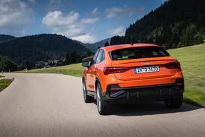 Foto Trasera Audi Q3-sportback Suv Todocamino 2019