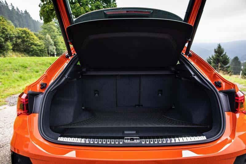 Foto Detalles (2) Audi Q3-sportback Suv Todocamino 2019