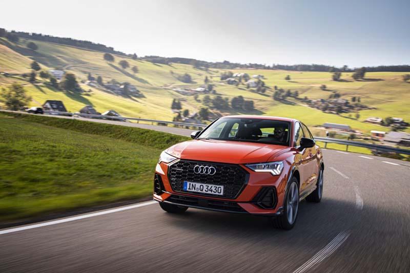 Foto Exteriores (16) Audi Q3-sportback Suv Todocamino 2019