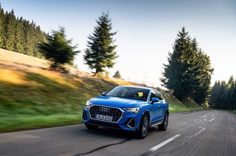 Foto Exteriores (2) Audi Q3-sportback Suv Todocamino 2019